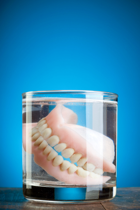New dentures model from Eugene Dental Group